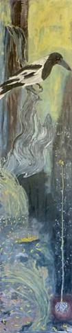 painting, acrylic, Kimberley, Confused Weather