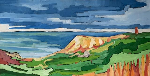 Aquinnah Clay Cliffs #4