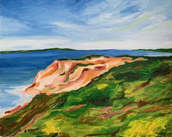 Aquinnah Clay Cliffs #6