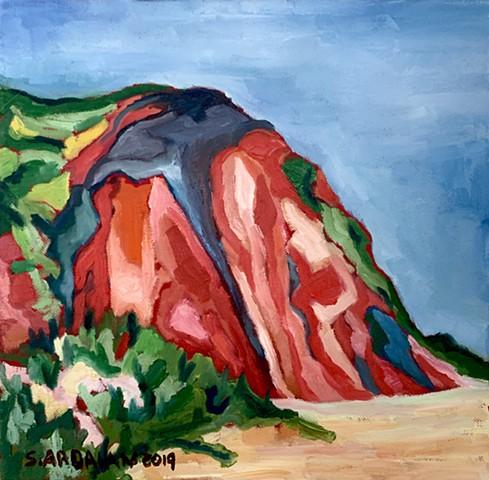 Aquinnah Clay Cliffs #5