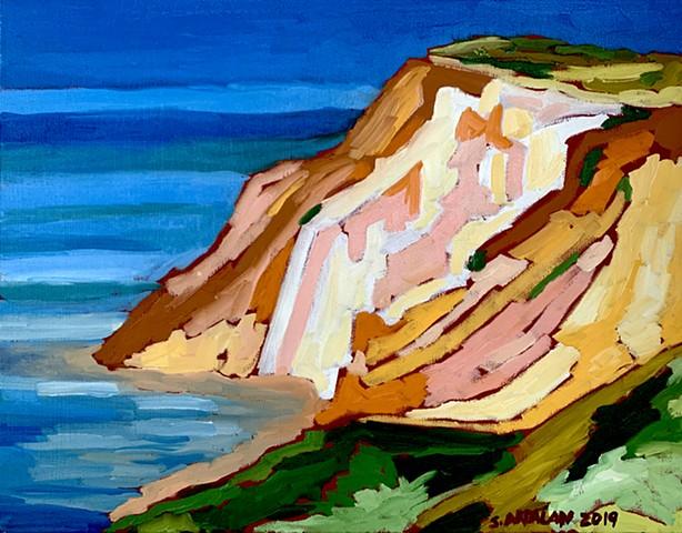 Aquinnah Clay Cliffs #2