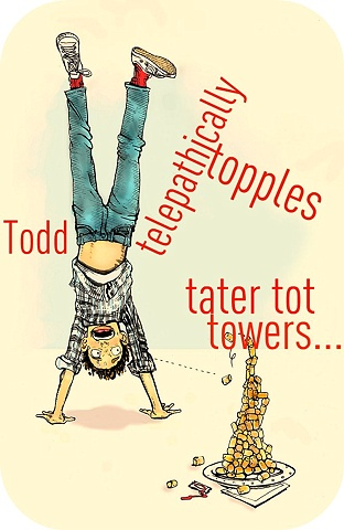 Telepathy for tots