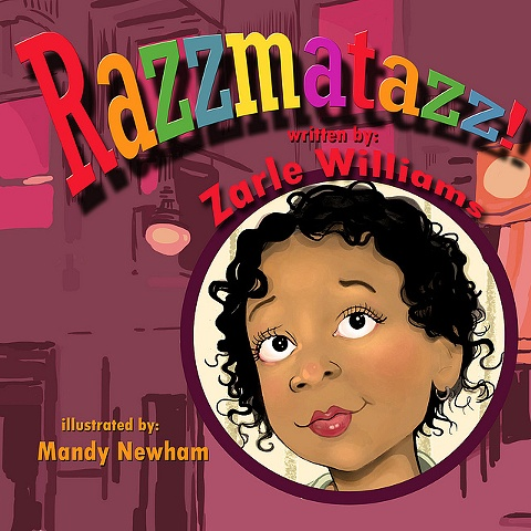 "alternate cover for ""Razzmatazz!"""