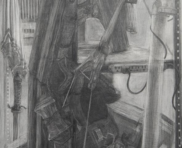Apostles II (detail)