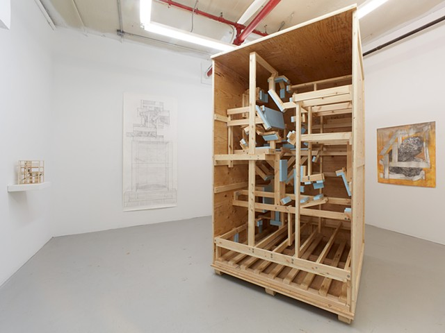 Containerful (Installation View)
