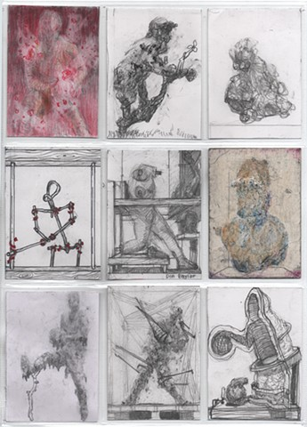 Cards (detail)