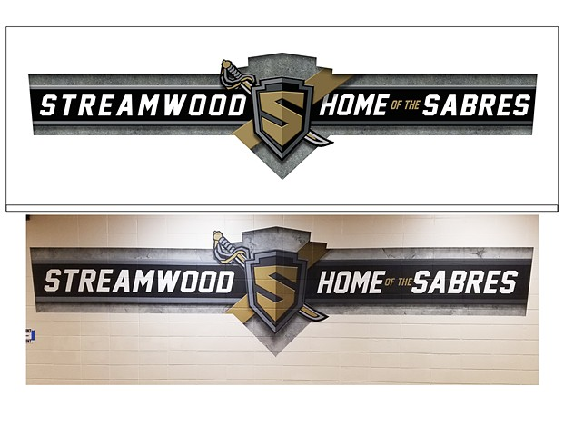 Streamwood Mural - Final Design Comparisson