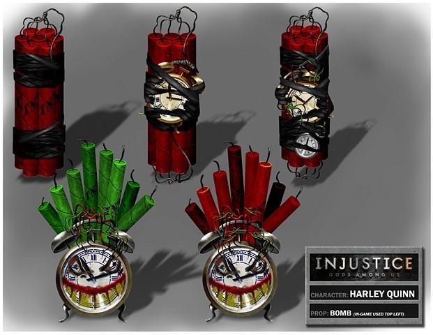 Harley Quinn's Bomb