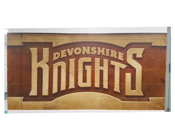 Devonshire II - Center View