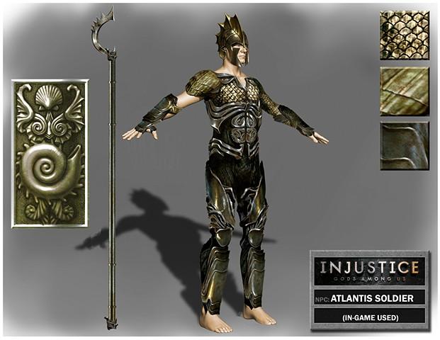 NPC: Atlantis Soldier
