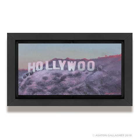Hollywoo Plein Air