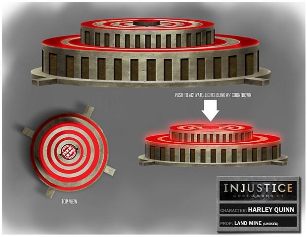 Harley Quinn's Landmine Variation 2