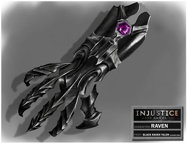 Raven's Black Raven Talon