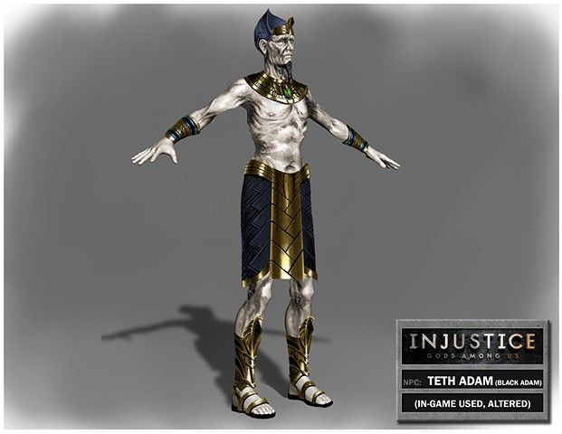 NPC: Teth Adam