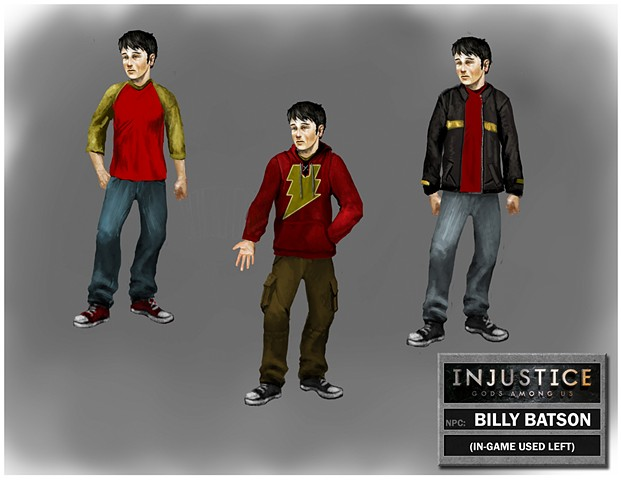 NPC: Billy Batson