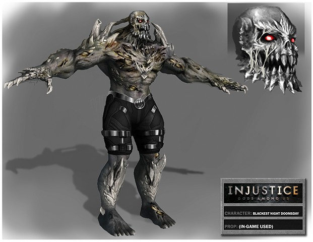 DLC SKIN: Blackest Night Doomsday