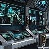 VTOL  Environment Concept: Interior Rear Command