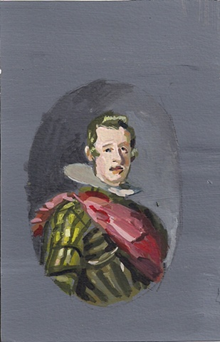 el principe (after Velazquez)