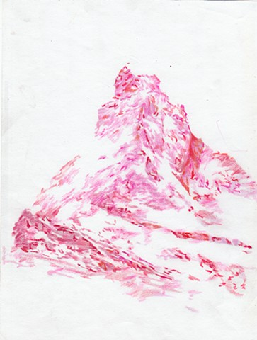 What is Visible (Pink Mountain)