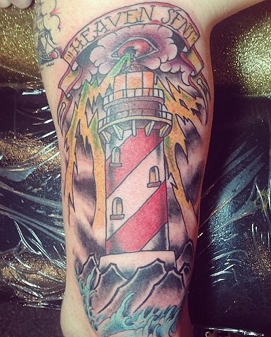 All Seeing Lighthouse