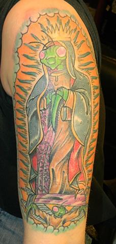 Mantis De Guadalupe