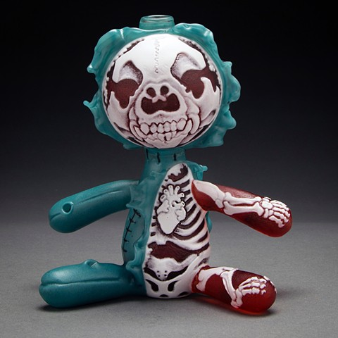 Skeletal Voodoo Doll