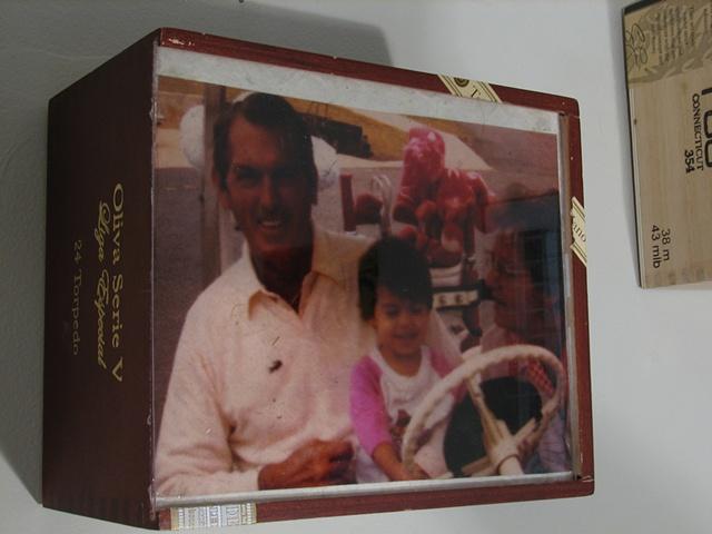 Cigar Box Light Box 16