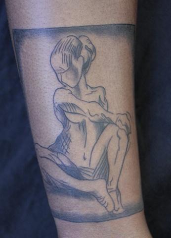 Lillian's Figure