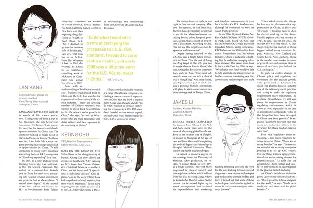 World View Magazine: pp. 32- 33