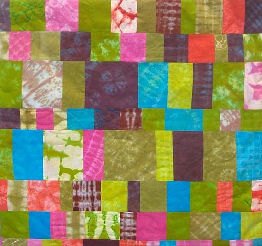 Art Quilt by Lauren Rogers