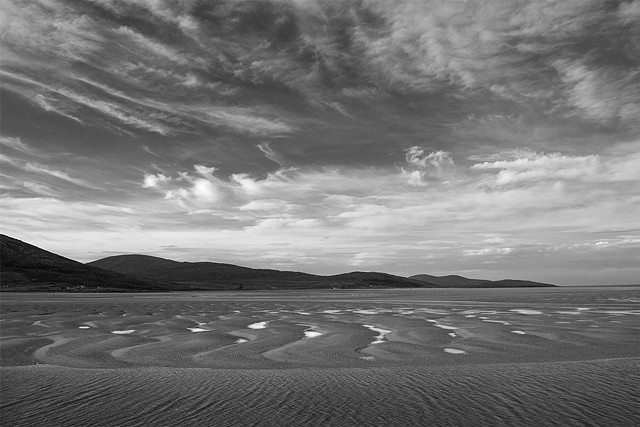 Near Luskentyre  Isle of Harris Outer Hebrides