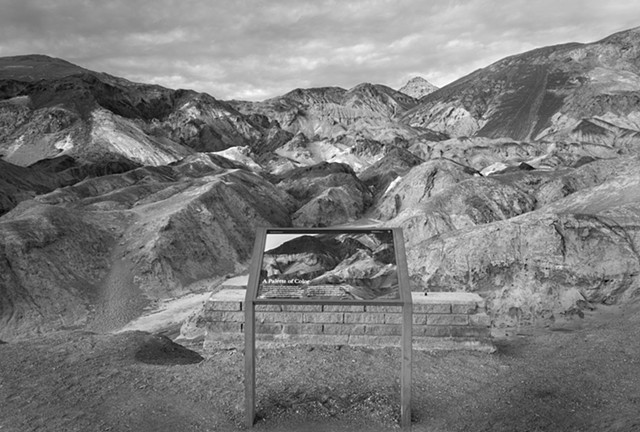 Artists Palette, Death Valley National Park, California