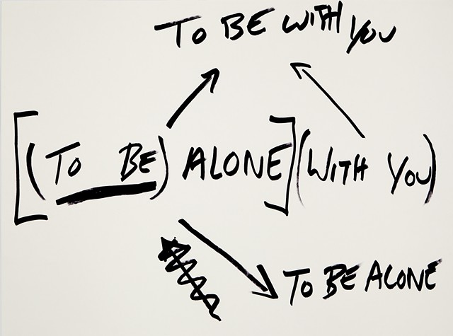 To Be Alone With You