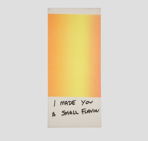 Dan Flavin, Fake Flavin, joke, art, comedy, remake the world