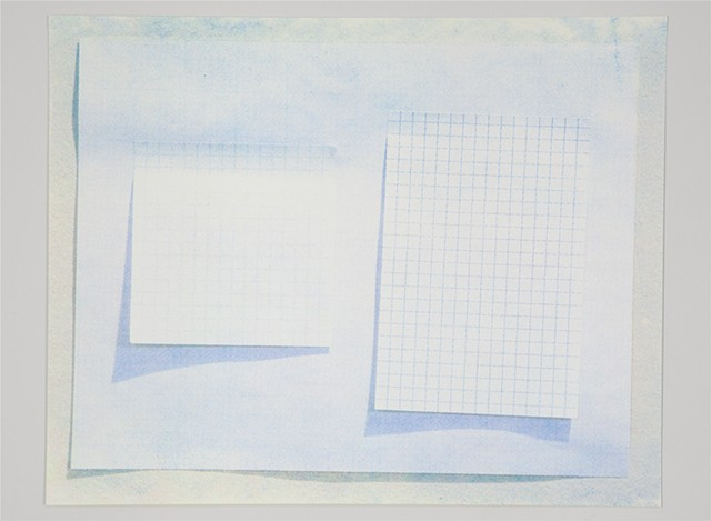 Graph paper, print, charlie white, relationships, fake graph paper