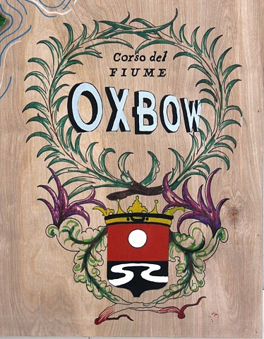 The Oxbow Cartouche