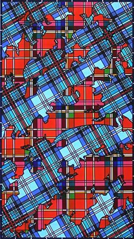 Untitled 807 (Tartans)