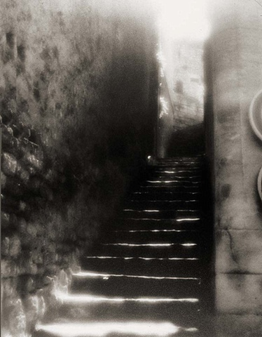 Stairway - Provence