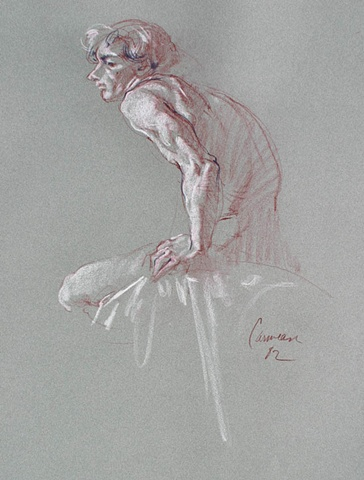 harry carmean life drawing
