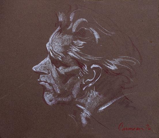 Portrait of Jack Albee