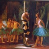 Harlequin and Dancer