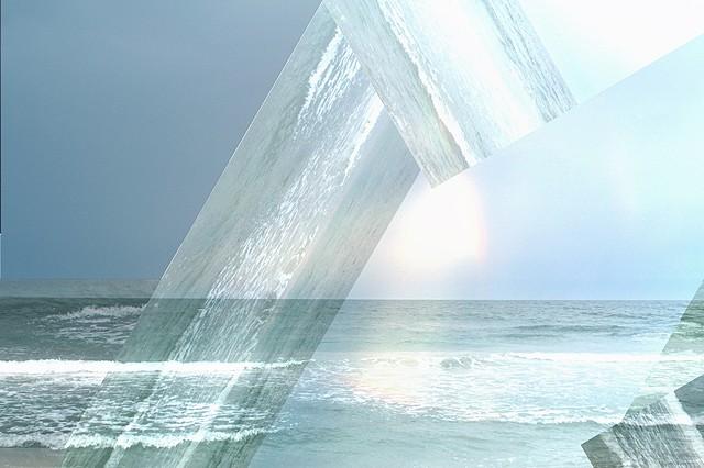 Untitled (Ocean Rainbow)