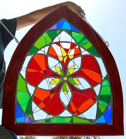 Flamboyan Rose-Window