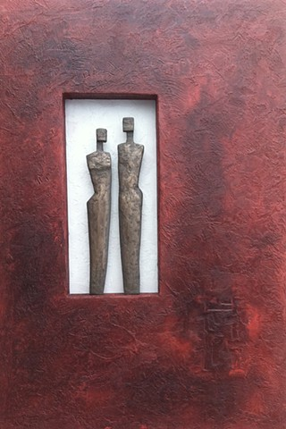 Man/Woman Bronze