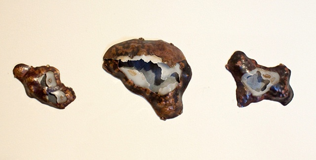 Ganglion (Series of three)
