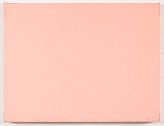 Shell Pink Rectangle