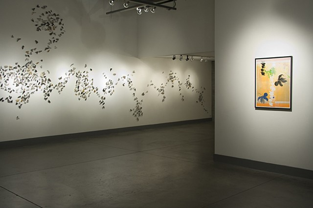 Installation view (Enso Artspace)