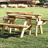 picnic table view 2