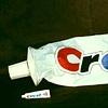 crest toothpaste foam core
