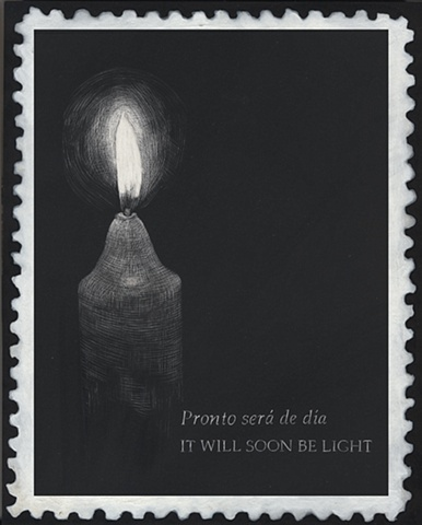 It will soon be light